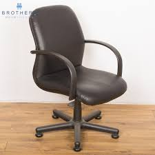 Black Leather Swivel Chairs Black Leather Swivel Chair Amazing Chairs