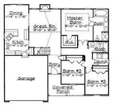 House Blueprint by House Plan 138534 And Many Other Home Plans Blueprints By