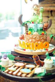 dinosaur birthday cakes kara s party ideas the dinosaur birthday party kara s party