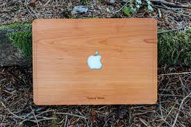 touch of wood wooden macbook covers