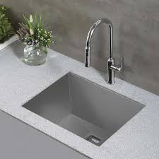 Stainless Steel Laundry Room Sink by Pax Undermount Laundry Sink Khu24l By Kraus Yliving