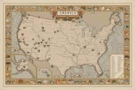 National Parks Us Map About U2013 National Park Quest