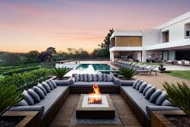 how to build a backyard fire pit landscaping ideas and hardscape