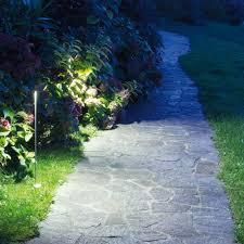 garden bollard light contemporary aluminum stainless steel