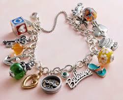 bracelet charms ebay images Wonderful jame avery charm bracelet heart from 20 craigslist ebay jpg