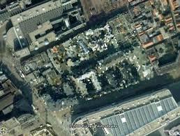 google earth  quot blurred quot  gevoelige Nederlandse targets blogger