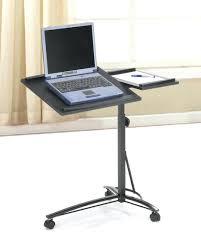 Computer Desk With Wheels Desk 75 Computer Desk With Casters Ikea Computer Desk With