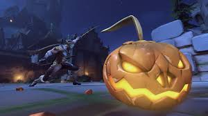 reaper background overwatch halloween overwatch halloween 2016 highlight intro wallpapers 1920x1080