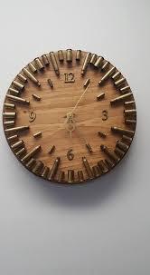 Home Decor Clocks Save Those Thumbs Diy Pinterest Bullet Clocks And Military