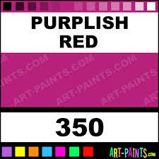 purplish red museum watercolor paints 350 purplish red paint