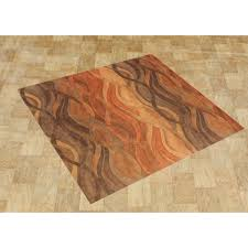 brown and tan area rug orange and brown area rugs roselawnlutheran