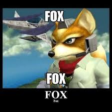 Star Fox Meme - fox fox fox fox star fox know your meme