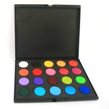 fab 20 color best seller pro palette silly farm supplies inc