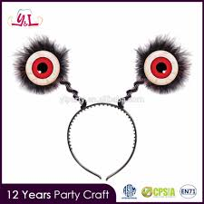 new 2017 party accessory feather hair band names for animatronics