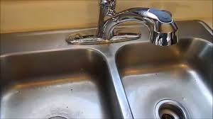 Premier Kitchen Design by How To Install Premier Kitchen Faucet Youtube