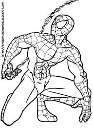alphabet coloring sheets spiderman coloring