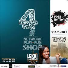 few days to the kickoff of u0027lekki shopping carnival 2017 u0027 don u0027t