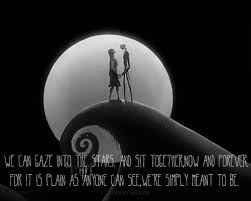 Nightmare Before Christmas Desk Set Love Jack Skellington Tim Burton The Nightmare Before Christmas