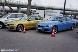Bmw M3 Yellow 2016 - bmw individual f30 3 series in austin yellow and yas marina blue