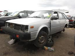 white nissan sentra 2016 junkyard find 1982 nissan sentra station wagon the truth about cars