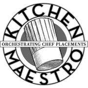 logo chef de cuisine chef de cuisine at kitchen maestro ltd culinary agents