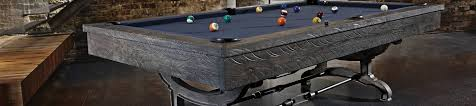 ebonite pool table 3 piece slate billiards tables