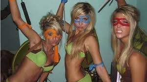 Ninja Turtle Halloween Costume Girls 20 Halloween Costume Failures Avoid