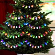 mini christmas tree outdoor lights ourwarm 10pcs mini led balloons l christmas decorations for tree