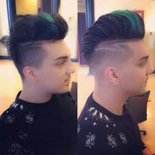 is there another word for pompadour hairstyle as my hairdresser dont no what it is before and after men s fade with a pompadour my hair art