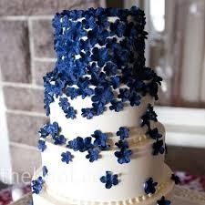 wedding cake royal blue royal blue wedding cakes invitesweddings