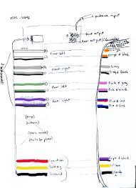 how to read a radio wiring diagram yondo tech