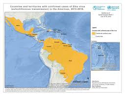 South Central America Map by Cdc Has Issued A Travel Alert For Zika Virus Outbreak In South