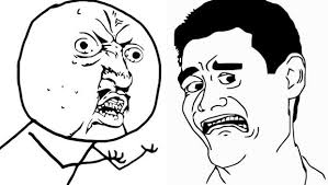 Meme Face Comics - 43 meme faces rage comics to finally explain you what they all mean