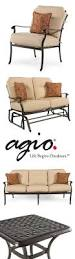 Agio 7 Piece Patio Dining Set - best 25 agio patio furniture ideas only on pinterest interior