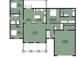 simple 3 bedroom floor plans home decorating interior design