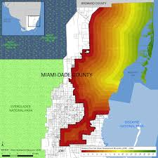 Crime Map Miami by Most Geographicly Constrained Major City Building Live Places