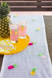 make your own table runner modern diy table runner ideas
