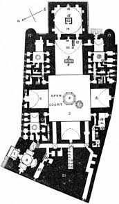 file britannica mosque sultan hasan cairo plan jpg wikimedia