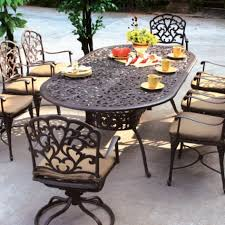 Wrought Iron Patio Chairs White Metal Patio Furniture Cast Iron Outdoor Setting Wrought Iron