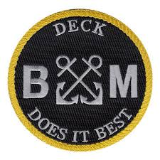 best patch u s navy boatswain s mate deck does it best patch