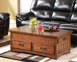 coffee table antique steamer trunk metal chest sec rack vintg