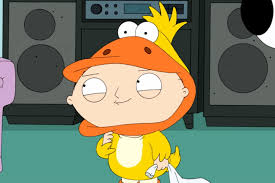 Peter Griffin Halloween Costume 15 Times Family Guy U0027s Stewie Dressed Baby Today U0027s