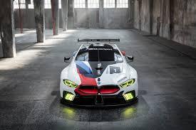 bmw car race bmw m8 gte racer previews production model automobile magazine