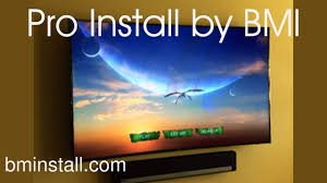 flat screen tv installation houston tx youtube