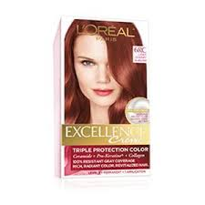 Light Burgundy Hair Permanent Auburn Hair Dye U0026 Auburn Red Hair Color L U0027oréal Paris