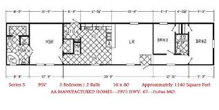 Clayton Manufactured Homes Floor Plans Mobile Home Floor Plans 1 Bedroom Modular Home Floor Plans Modular