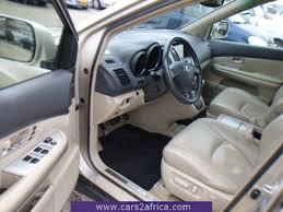 lexus rx 400h for sale in nigeria cars2africa