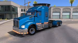 kenworth t680 parts list mod review enhanced kenworth t680 t880 by tom dooley youtube
