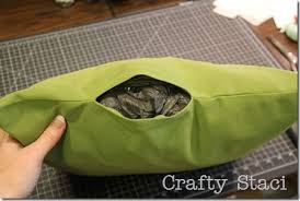 Diy Patio Cushions Outdoor Pillows Stuffed With Plastic Bags U2014 Crafty Staci