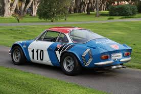 renault alpine renault cars news rare finds renault alpine a110 coupe